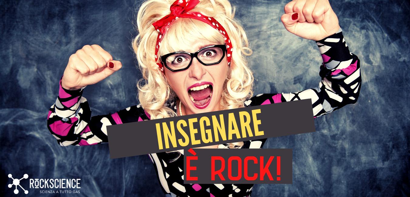 INSEGNARE E' ROCK (2)